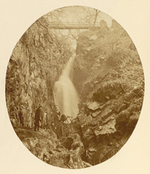Aira Force, Gowbarrow Park, Ulleswater